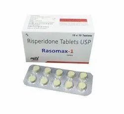 Risperidone Tablet 1 Mg