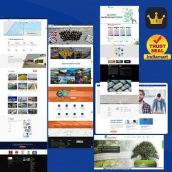 PHP/JavaScript Premium Corporate Website Designing Service, With 24*7 Support
