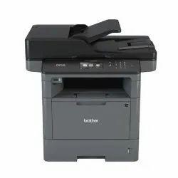 DCP L5600DN High Speed Monochrome Laser Multi Function Centre Printer