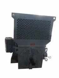 Three Phase 1200 Kw HT Motor Rewinding and Repairing, 415 V Ac