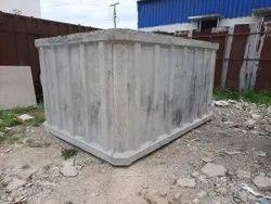 Precast Concrete Tiled Storage Tank
