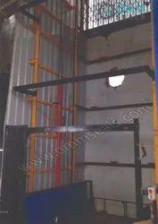 Hydraulic Mild Steel Industrial Lifting Equipment, Lifting Capacity: Upto 3 Ton, 4