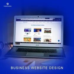 Responsive Business Website Designing Service, With Online Support