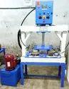 Semi Auto Four Die Plate Making Machine