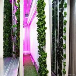 Hi-tech Vertical Container Farms- 40ft.