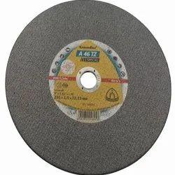 Silver Metal Cutting Disc, Round