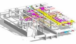MEP Modeling And Drafting Service