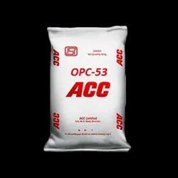 ACC 53 Grade 50 Kg Cement
