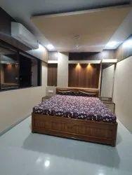 Bedroom Interior 3 BHK Flats Designing Services