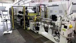 HDPE LDPE Extrusion Machine