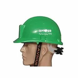 Safety / Industrial Helmet With Ratchet - Saviour Tough Hat