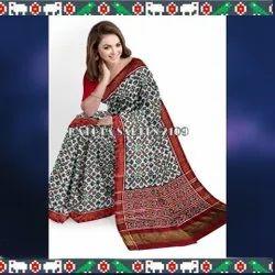 Party Wear Printed Ladies Silk Sarees, 5.15 Meter