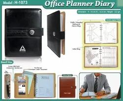 Brown Promotional Executive Diary