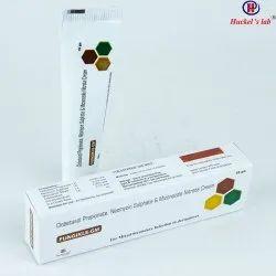 Clobetasol Propionate Neomycin Sulphate  Miconazole Nitrate Cream
