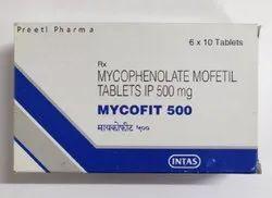Mycophenolate Mofetil Tablets IP