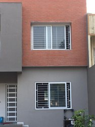 Aluminium Window Grill, Rectangular