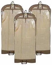 PVC Garments Sherwani Cover, For Storage