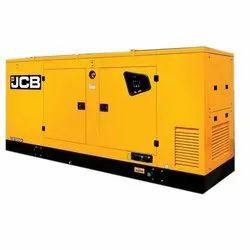 125 Kva JCB Diesel Generator