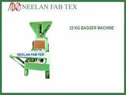 25 Kg Coco Peat Bagger Making Machine