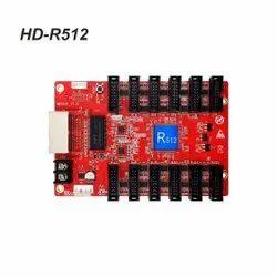 Receiver Card 512