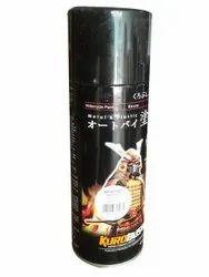 Samurai KuroBushi Spray Paint, For Metal & Plastic