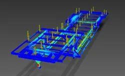 Automotive Industry Trailer Engineering Designing Service