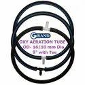 Grand Oxy Aero Tube (od-16/10 Mm) With Tee For Biofloc Fish Farming Tank Pond Aeration Aquarium