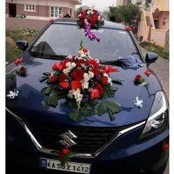 Car Decoration Services, For Wedding, Bangalore