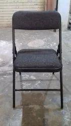 Avadh Interiors Black Box Folding Chair, For Home