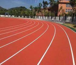 shraddha Synthetic Running Track Flooring