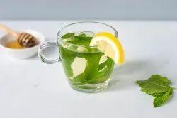 Organic Mint Tea Cut Leaves ( TBC)