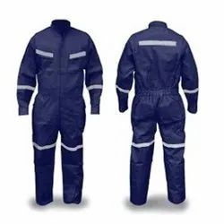 Cover All / Boiler Suit With Radium Tape