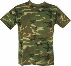 Army Printed T Shirt