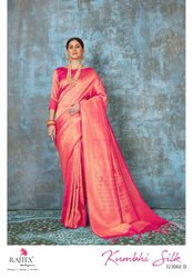 Silk Weaving Saree