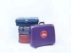 Blackberry Jio Plastic Suitcase
