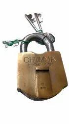 With Key Long Chumma Super Safety Padlock, Padlock Size: 65 mm, Polished