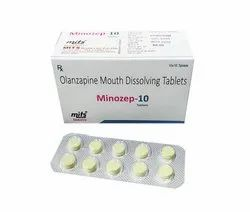 Olanzapine Tablet 10 Mg