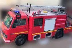 MINI UHP WATER CUM FOAM FIRE TENDER OR QUICK RESPONSE FIRE TENDER
