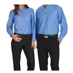 Poly Cotton Corporate Staff Uniform