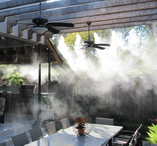 Restaurant And Resort Misting Systems