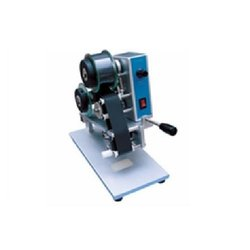 Ribbon Base Hot Stamping Machine