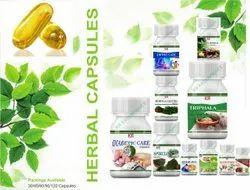 kr Herbal Capsules, Box