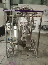 Curd Processing Plant, Capacity: 500 litres/hr
