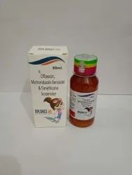Oplanet-ms Franchise Ofloxacin,metronidazole Benzoate & Simethicone Suspension, 60ml, Treatment: Killing The Bacteria