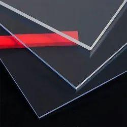 Transparent Polystyrene Sheets