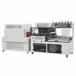 Automatic L sealer and tunnel Machine