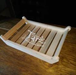 Wooden Serving Tray- 03