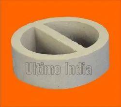 2 Cell Ceramic Raschig Ring