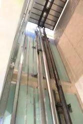 Hydraulic Passenger Lift