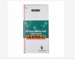 10mg CA Atra-10 Trans Retinoic Acid Softgel Capsules